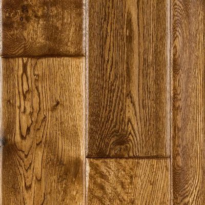 "3/4"" x 4-3/4"" Windsor Oak-Dark Handscraped"